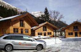 easyTherm in den Lechtal Chalets